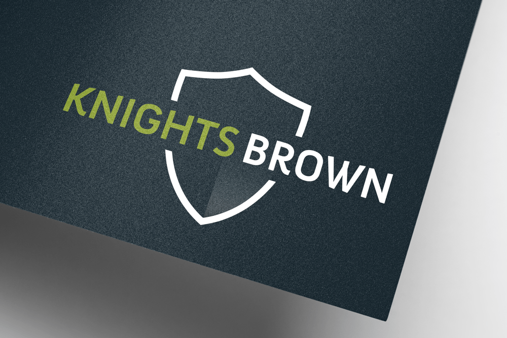 Knights Brown Rebrand