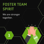 Foster Team Spirit